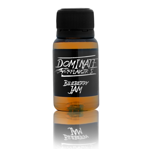 Blueberry Jam Aroma 15ml von Dominate Flavors