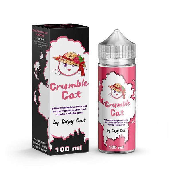 Crumble Cat - Copy Cat Liquid 100ml 0mg