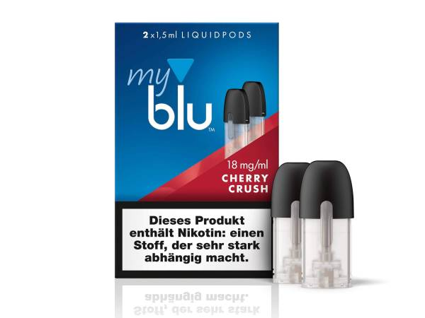 myblu Cherry Crush (2er Pack)