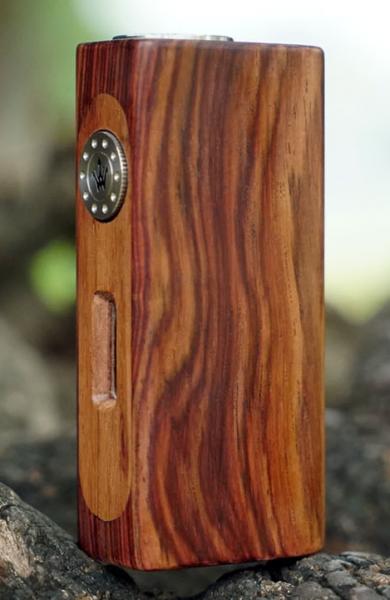 Woody Vapes E118 75w TC Box Mod