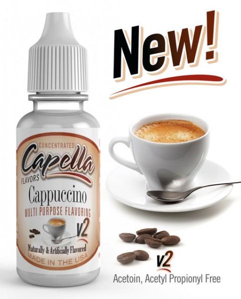 Capella Aroma 13ml Cappuccino V2
