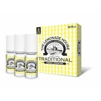 The Lemonade House Liquid Traditional 3x10ml