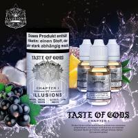 Taste of Gods - Illusions Vapors Liquid 30ml