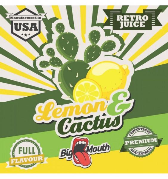 Big Mouth Aroma Retro Juice Lemon Cactus 10ml