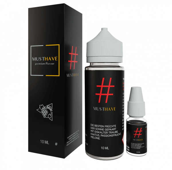 # - Must Have Aroma 10ml
