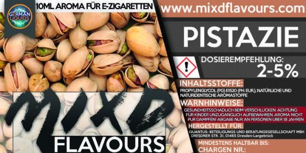MIXD Flavours Aroma 10ml Pistazie