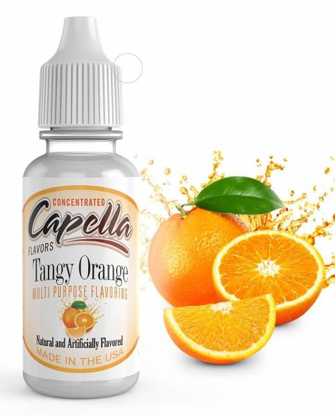 Tangy Orange - Capella Aroma 13ml