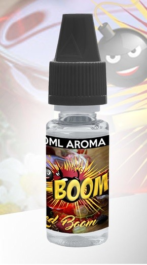 K-Boom Aroma 10ml Red Boom