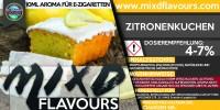 Zitronenkuchen - MIXD Flavours Aroma 10ml