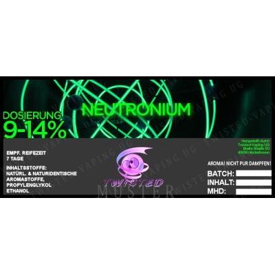 Twisted Flavors-Aroma (10 ml) Neutronium