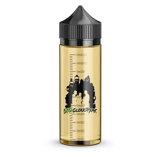 510Bottle 120ml Leerflasche