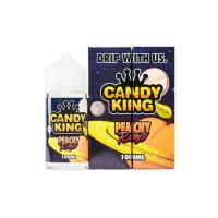 Peachy Rings - Candy King Liquid 100ml 0mg