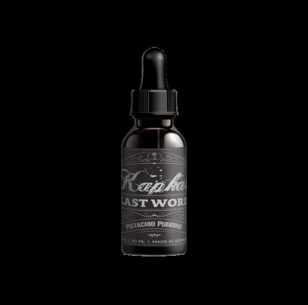 Kapka´s Flava Last Word E-Liquid 30ml
