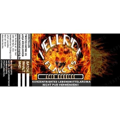 Twisted Hellride-Aroma (10 ml) Acid Bubbles