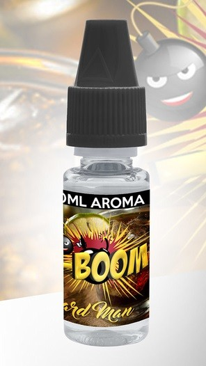 K-Boom Aroma 10ml Hard Man
