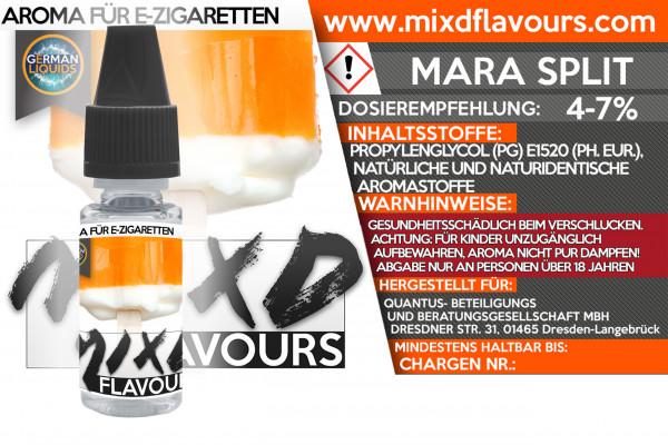Mara Split - MIXD Flavours Aroma 10ml
