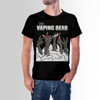 T-Shirt - The Vaping Dead