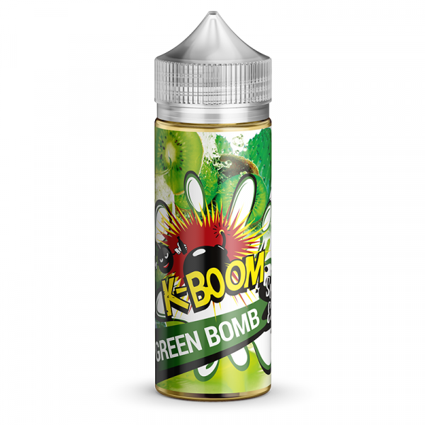 Green Bomb Special - K-Boom Aroma 10ml