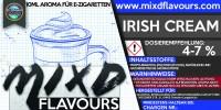Irish Cream - MIXD Flavours Aroma 10ml