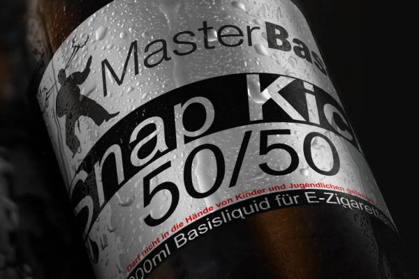 MasterBase Snap Kick 50PG/50VG 1000ml