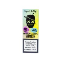 Voodoo Clouds Shot 10ml Zombie 18mg