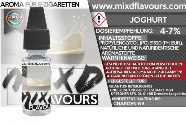 Joghurt - MIXD Flavours Aroma 10ml