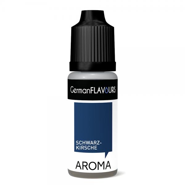 German Flavours Aroma 10ml Schwarzkirsche
