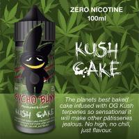 Kush Cake - Psycho Bunny Liquid 100ml 0mg