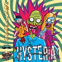 Hysteria - Ready to Shake Liquid 0mg