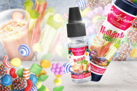 Rhubarb Vanilla Pudding Candy Aroma by Candyland Flavours