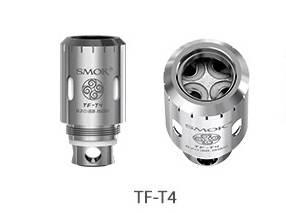 Smok TFV4 T4 Verdampferkopf mit 0,2 Ohm