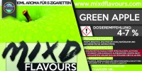 Green Apple - MIXD Flavours Aroma 10ml