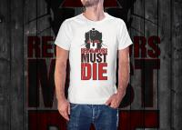 "Copy Cat ""Regulators must die"" T-Shirt"