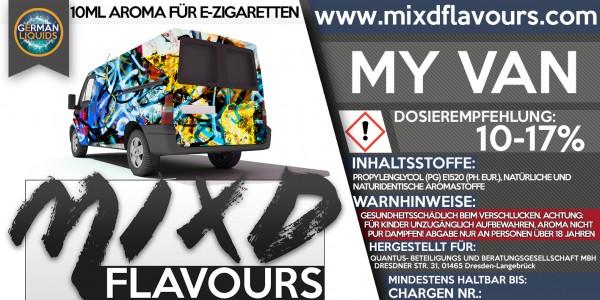 My Van - MIXD Flavours Aroma 10ml