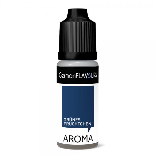German Flavours Aroma 10ml Grünes Früchtchen