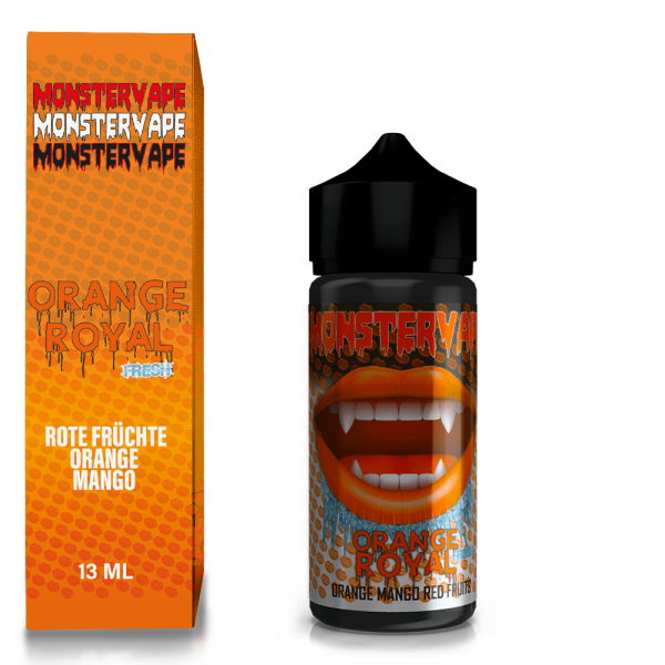 Orange Royal Fresh - MonsterVape Aroma 13ml
