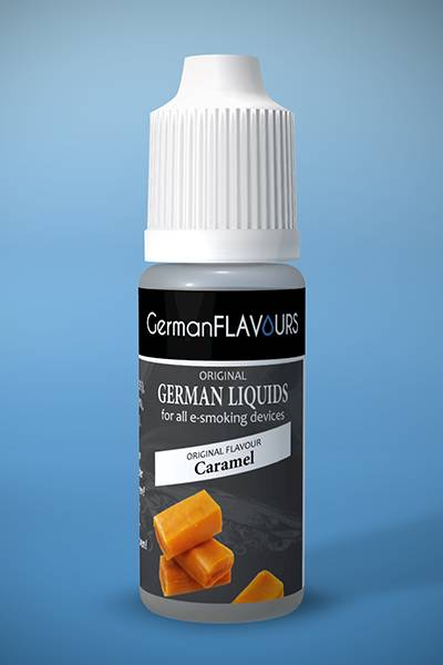 German Flavours 10ml E-Liquid Caramel