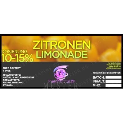 Twisted Flavors-Aroma (10 ml) Zitronenlimonade