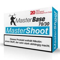 MasterShoot 70/30 - MasterBase 5x10ml 20mg