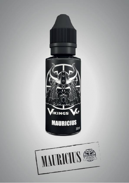 Vikings Vap E-Liquid 30ml Mauricius