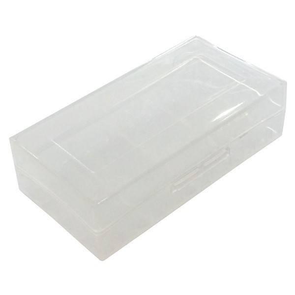 Keeppower Aufbewahrungsbox für 2x 18650 Akkus