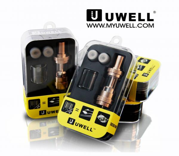Uwell Crown Sub Ohm Verdampfer Rose Gold