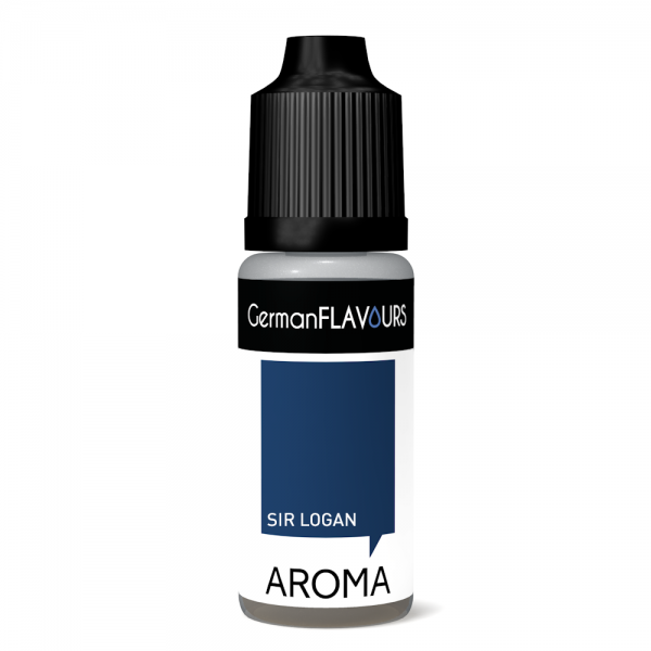 German Flavours Aroma 10ml Sir Logan