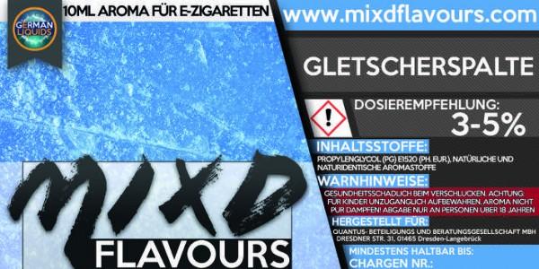MIXD Flavours Aroma 10ml Gletscherspalte