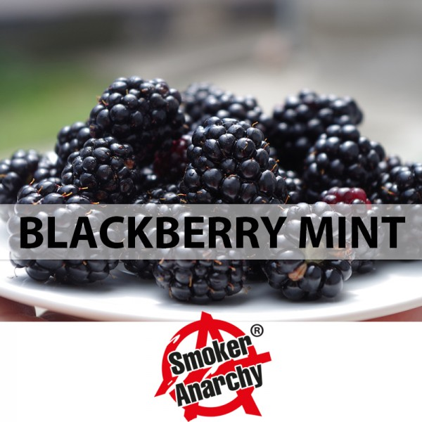 Smoker Anarchy® Liquid Blackberry Mint