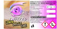 Lemon Drizzle Cake - Twisted Flavors Aroma 10ml