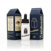 The Vaping Rabbit E-Liquid 30ml The Milkman Strudelhaus 0mg