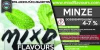 Minze - MIXD Flavours Aroma 10ml