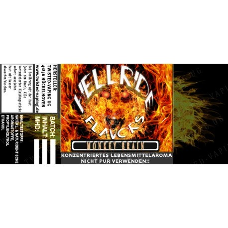 Twisted Hellride-Aroma (10 ml) Monkey Brain