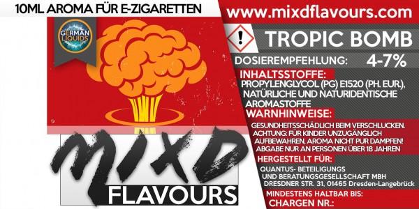 Tropic Bomb - MIXD Flavours Aroma 10ml